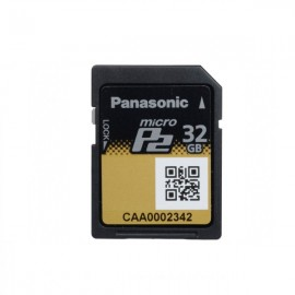 Panasonic 32GB microP2