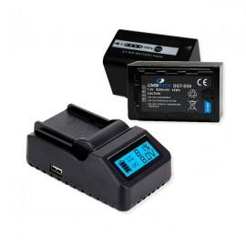 PACK DIGITEX (Compatible Panasonic VW-VBD 58E)