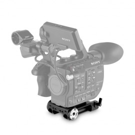 SmallRig Placa con Montura Rosetón ARRI Rosette Mount 1827 for Sony FS5 Camera
