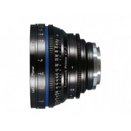 ALQUILER CARL ZEISS COMPACT PRIME CP.2 50/T2.1 T