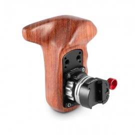 SmallRig Left Side Wooden Grip with NATO Mount 2118