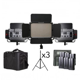 KIT DE 3 PROLUX PLX A-360