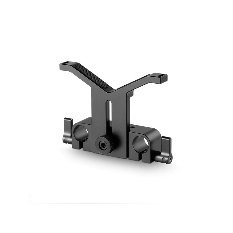 SmallRig Long Lens Support con Dual 15mm Rod Clamp 1087