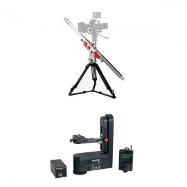 FloatCam DollyCrane HD + Pan Tilt Head + Z Motor HD