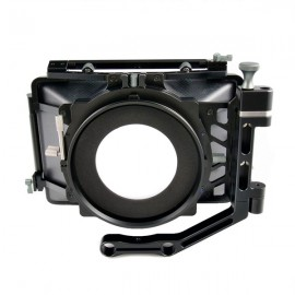 CAME-TV DSLR Rigs Fibra de Carbon (Carbon Fiber 4 X 4 Matte Box) MB-02 Mattebox
