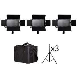 PACK 3 PROLUX PLX-A600