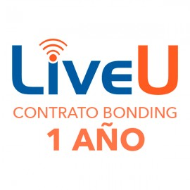 LiveU Contrato bonding ANUAL