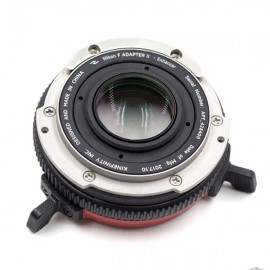 Kinefinity Nikon F Mount Adapter II con KineEnhancer