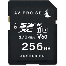 Angel Bird AV Pro – Tarjeta de memoria SDXC 256Gb