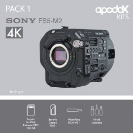 PACK 1 SONY FS5 M2