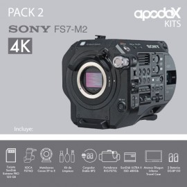 PACK 2 SONY FS7 M2