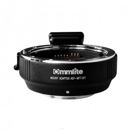 Commlite CM-AEF-MFT(B) Canon EF/EF-S Lens to Micro Four Thirds(MFT,M4/3)