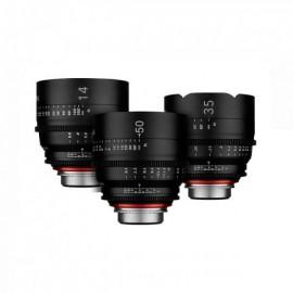SAMYANG XEEN EF 13, 35, 50mm