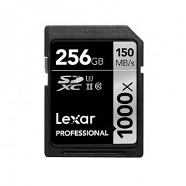 Lexar SDXC 256GB 1000x