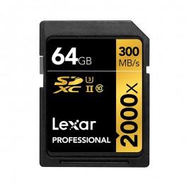 Lexar SDXC 64GB 2000X