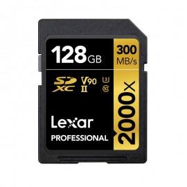 Lexar SDXC 128GB 2000x