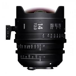 SIGMA 14MM T2 FF F/CE