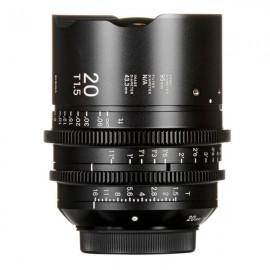 SIGMA 20MM T1.5 FF F/CE