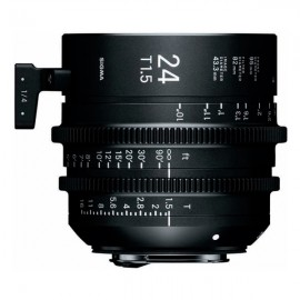 SIGMA 24MM T1.5 FF F/CE