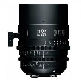 SIGMA 85MM T1.5 FF F/CE