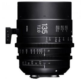 SIGMA 135MM T2 FF F/CE
