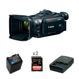 ESPECIAL PACK CANON XF400