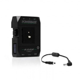 CoreSWX PowerBase EDGE Small Form Cine V-Mount Battery Pack 49wh, 14.8v with Canon C100/C300