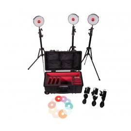 Rotolight NEO 2 Kit de Tres Luces RL-NEO-KIT-II