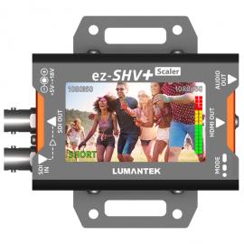 Lumantek ez-SHV+ Convertidor SDI a HDMI con pantalla