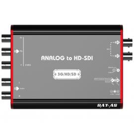 Lumantek BAT-AS Convertidor Analog a HD-SDI