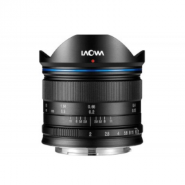 Laowa 7.5mm f/2 Ultra Wide Lens - MFT