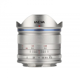 Laowa 7.5mm f/2 Ultra Wide Lens - Silver (Original)