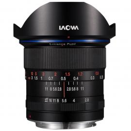 Laowa 12mm f/2.8 Zero D Lens - NIKON