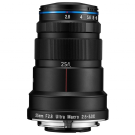 Laowa 25mm F2.8 2.5-5x Ultra Macro Lens - Canon EF