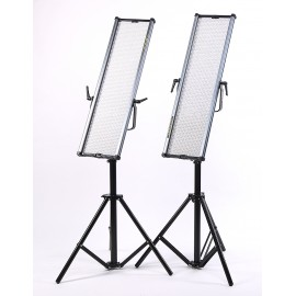 Came-TV Ultra Slim 1806D Daylight LED Panels (2 Piece Set)