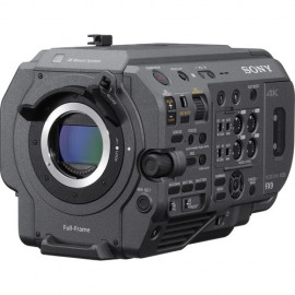Sony PXW-FX9 Full Frame Camcorder (Solo Cuerpo)