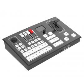 AVMATRIX PVS0605 Conmutador de video multiformato SDI / HDMI de 6 canales