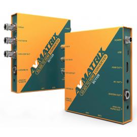 AVMATRIX SC1120 3G-SDI a HDMI y convertidor de escala AV