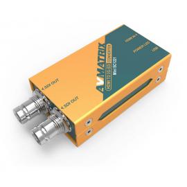 AVMATRIX Mini SC1221 Mini convertidor de HDMI a 3G-SDI