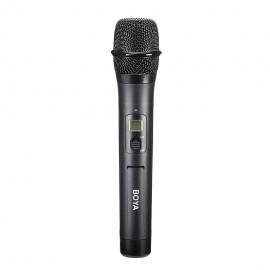 Boya Micrófono inalámbrico de mano UHF Pro WHM8PRO