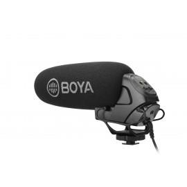 Boya Micrófono de cañón supercardioide Pro BM3031
