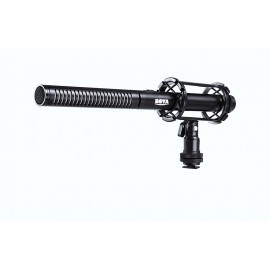Boya Micrófono de cañón cardioide Pro BY-PVM1000