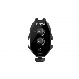 Boya Adaptador de Audio MP-4