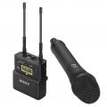 Sony UWP-D22 Sistema de micrófono de mano inalámbrico cardioide montado en cámara (UC14: 470 a 542 MHz)