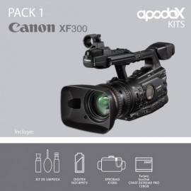 Pack 1 - Canon XF300