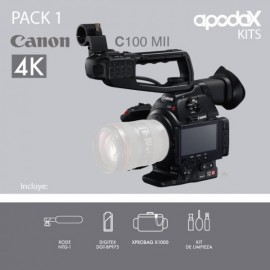 Pack 1 - Canon C100 Mark ii