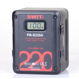 Swit PB-S220A Batería Digital de 220Wh Gold-mount