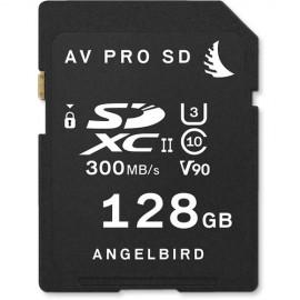 Angelbird 128GB AV Pro UHS-II SDXC Tarjeta de memoria