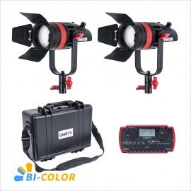 CAME-TV Q-55S Boltzen Kit de 2