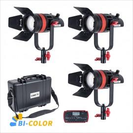 CAME-TV Q-55S Boltzen Kit de 3